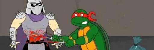 Viral Video: The Teenage Mutant Ninja Turtles Use Their Weapons