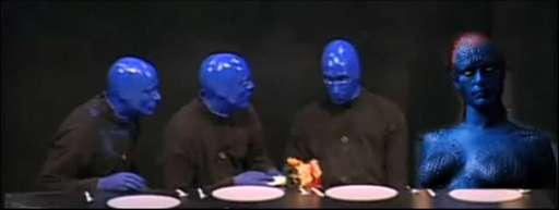 "Viral Video: ""Blue People"" Movie Trailer"