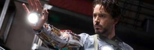 Iron Man 2: Possible Stark Industries Leaked Footage