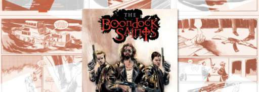 The Boondock Saints Media Blitz
