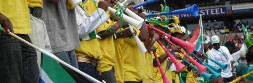 Viral Video: Invictus With Vuvuzela Horns