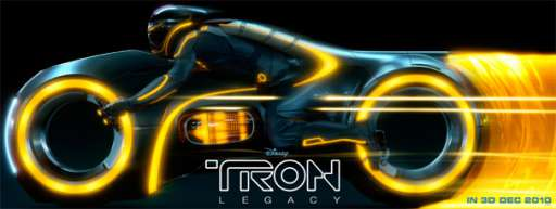 Full Size Tron Legacy Light Cycle Available For Sale!