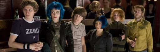 Create Your Own Scott Pilgrim Avatar