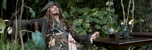 Comic-Con Video: Jack Sparrow Introduces Pirates 4