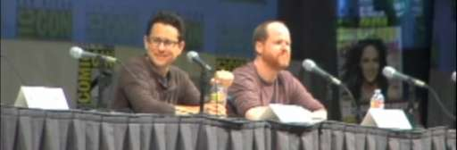 Comic-Con Video: J.J. Abrams and Joss Whedon Panel Includes Talk About Super 8