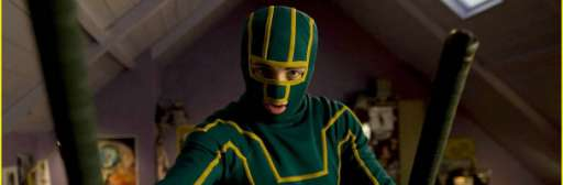 Kick-Ass DVD and Blu-Ray Review