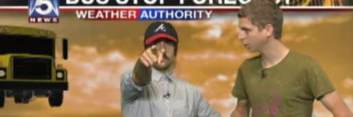 Scott Pilgrim Stars Vs. Atlanta Weather Report
