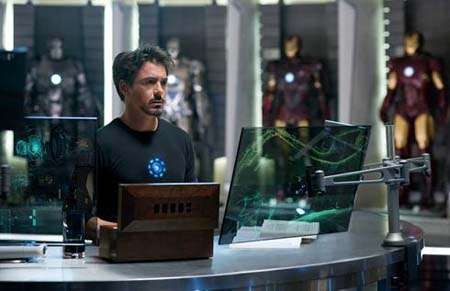 How The Iron Man 2 Photos Are Connected