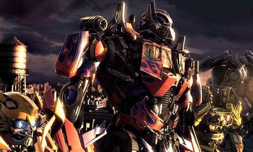 Transformers: Revenge of the Fallen Viral Updates