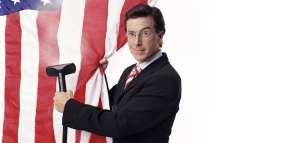 Restoring Truthiness: Colbert Announces He'll Have an Announcement If Stewart Announces an Announcement