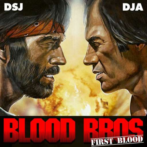 """Blood Brothers: First Blood"" 80s Action Movie Mixtape Will Fight You To The Death"