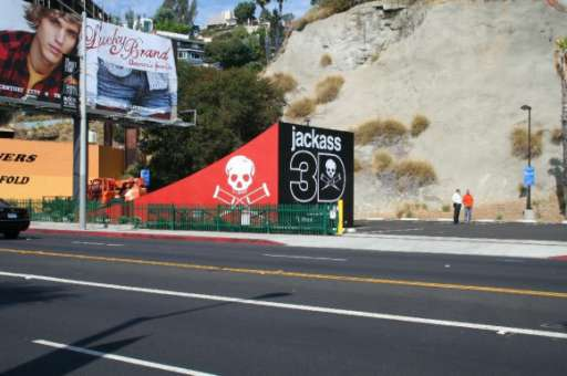 Jackass 3D Billboards: Don't Try This At Home