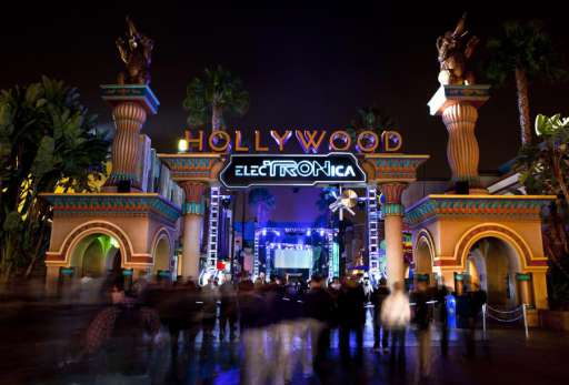 Disneyland's ElecTRONica Starts Tonight, Video and Pictures Available