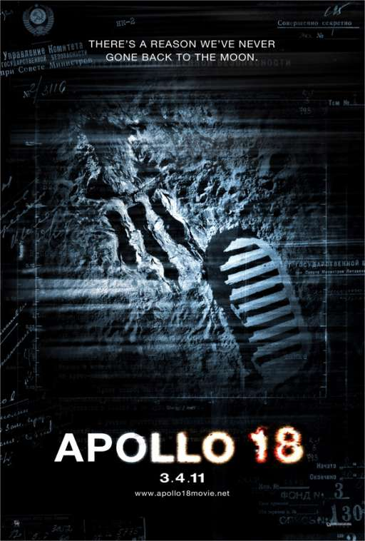 """Apollo 18″ Gets Teaser Poster and Possible Viral Video"