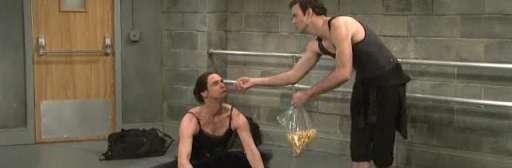 "SNL Parodies ""The Black Swan"""
