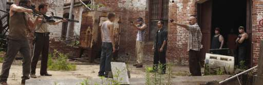 "Interview: Neil Brown Jr. Talks ""The Walking Dead"" and ""Battle: Los Angeles"""