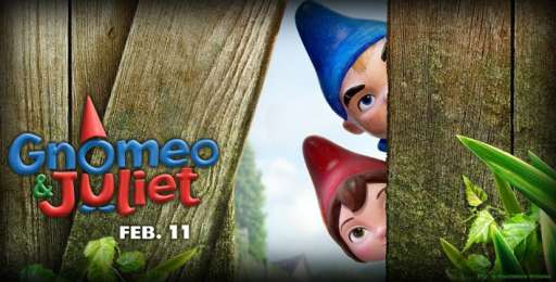 "Movie Review: ""Gnomeo and Juliet"" Not Your Garden Variety Movie"