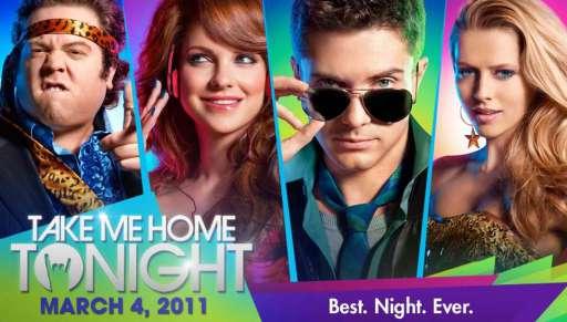 "Cast of ""Take Me Home Tonight"" Reenact 80s Movies"