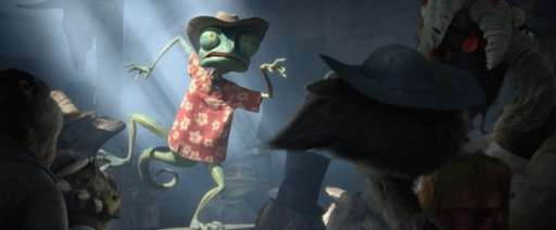 "Movie Review: ""Rango"""