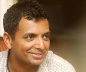 Check it Out: M. Night Shyamalan Website