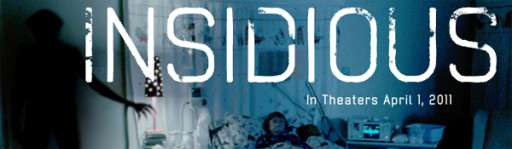 'INSIDIOUS' Updates: Children, Stalking, and Red Faces