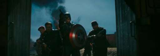 """Captain America: The First Avenger"" Meets Team America Part II"