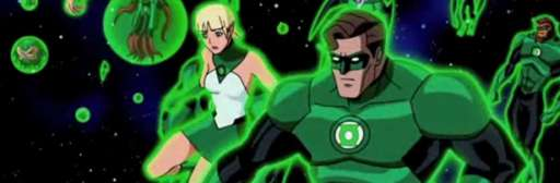 """Green Lantern: Emerald Knights"" Review"