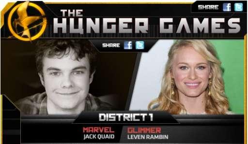 "Lionsgate Announces Its Cast for ""The Hunger Games"" Via Facebook"
