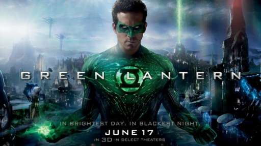 Green Lantern Ad Reveals a Possible Viral