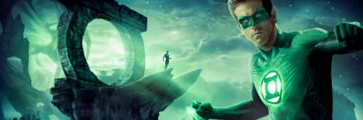 "Green Lantern Website Launches ""Infinite Oath"""