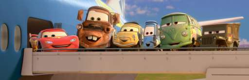 """Cars 2"" Roundtables: Fond First Car Memories with Larry the Cable Guy and Emily Mortimer"