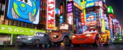 "Review: ""Cars 2″ Gets Mangled but Still Manages to Cross the Finish Line"