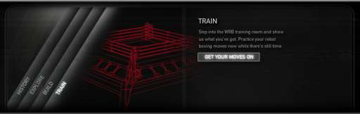 Real Steel: Train Your WRB Robot!