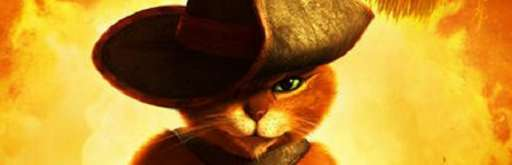 "Dreamworks' ""Puss In Boots"" Gets a Motion Poster"