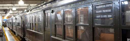 """HBO Brings the 1920's Back with """"Boardwalk Empire"""" Themed Train"""