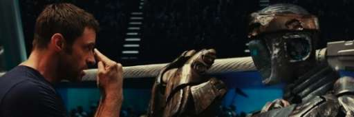 "Movie Review: ""Real Steel"" Packs More Than a One-Two Punch"