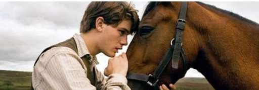 "Movie Review: ""War Horse"""