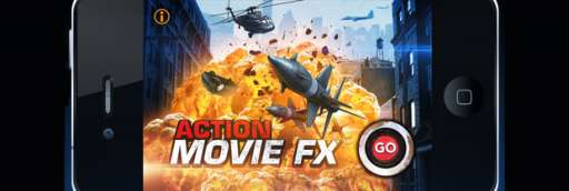 "J.J. Abrams Puts You in the Action With ""Action Movie FX"" App"