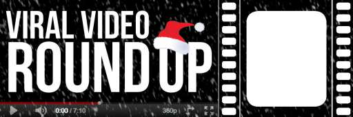 Viral Video Round Up: Christmas Edition With Tron, Jim Carrey, Christmas Vacation, And More!