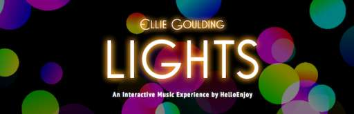 "Trip Your Balls Off To Ellie Goulding's ""Lights"""