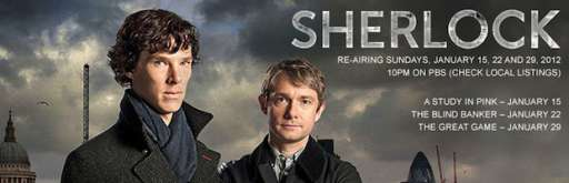 """Sherlock"" Fans Create DIY Guerilla Marketing Campaign ""Believe in Sherlock"""