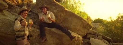 """Will Ferrell Promotes Escorpion Cerveza for """"Casa De Mi Padre"""""""