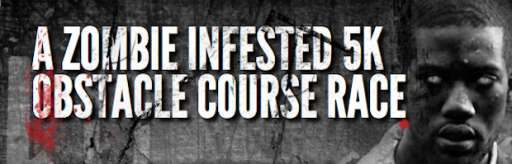 Make Your Next 5K Run A Zombie Infested One