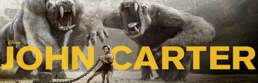 "Fan Made ""John Carter"" Trailer Actually Makes Sense of the Film"