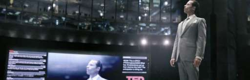 """Prometheus"" Viral Video: Peter Weyland's TEDTalk from 2023 (Updated)"