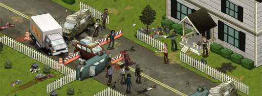 """Zombies to Invade Facebook in New """"The Walking Dead"""" Social Game"""