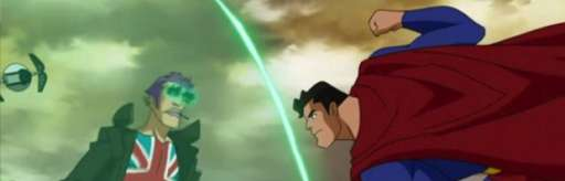 Movie Review: Superman vs. The Elite