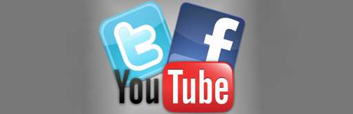 Social Media Accounts for April 2012 Films