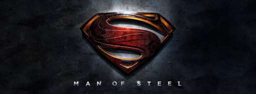 """Man of Steel"" Facebook Page Debuts New Superman Logo"