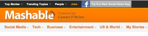 April Fools Starts Early With Conan O'Brien Buying Mashable